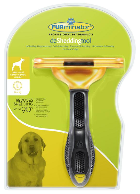 Furminator Herramienta para Mudar Pelo de Perros