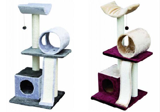 Wuapu rascador gato esquina wuapu rascador gato esquina - Trepadores para gatos ...