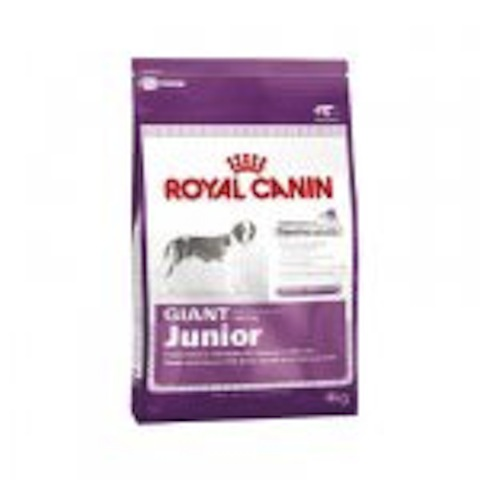 Royal canin giant junior , 15 kg.